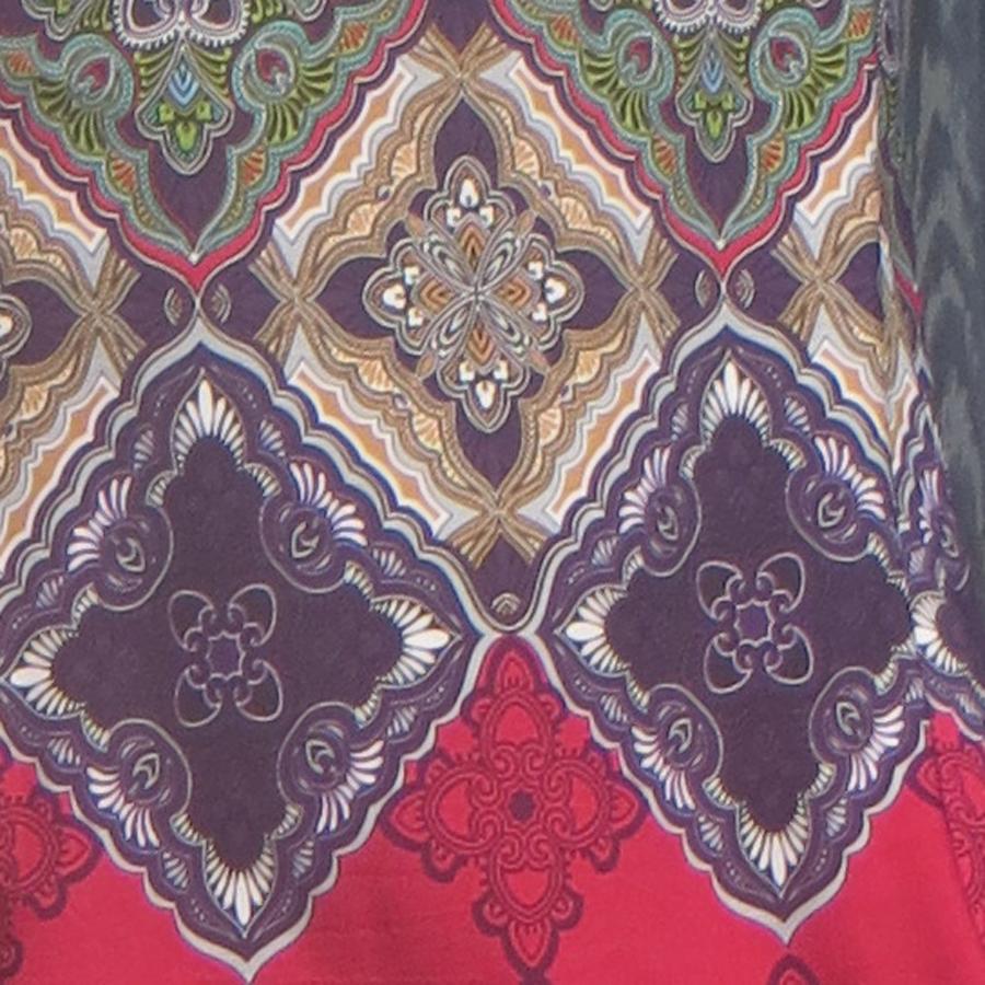 Dream Dance By Line Art Inc : Venetian ruby long wrap dress dream dance by line art inc